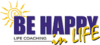 Be Happy in LIFE logo