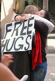 FREE HUGS Brisbane