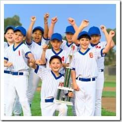 Boys' baseball team