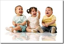 Kids in stress