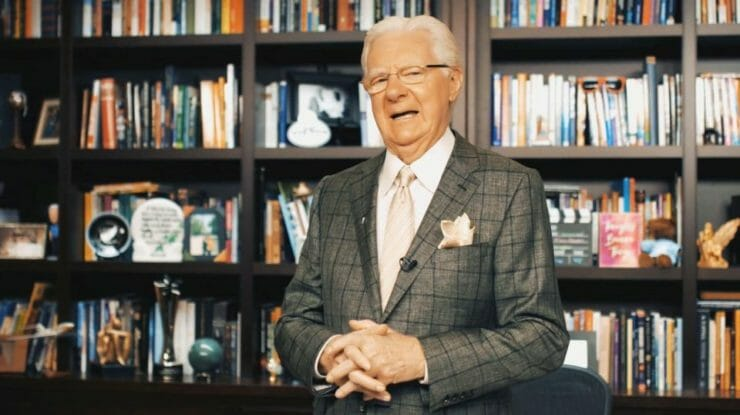Bob Proctor talks about the Law of Attraction