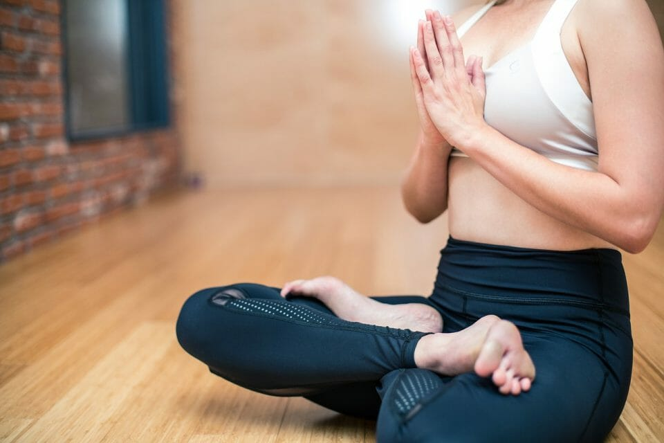 Yoga - part of a stress free lifestyle
