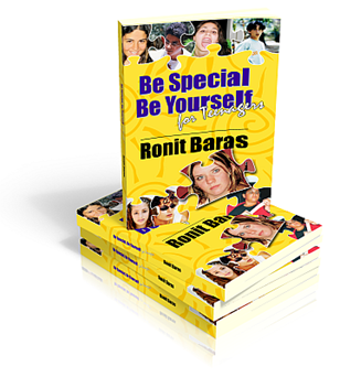 Be Special, Be Yourself by Ronit Baras