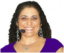Ronit Baras, motivational speaker
