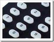 Remote control pad