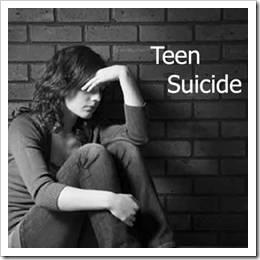 Teen suicide ad