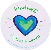 Kindness button