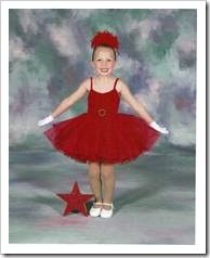 Little balerina