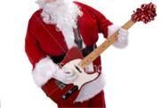 Rocker Santa Claus