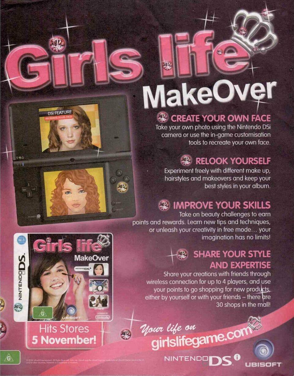 Girls' life