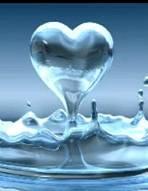 Heart shaped ripple