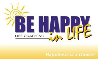Be Happy in LIFE business card