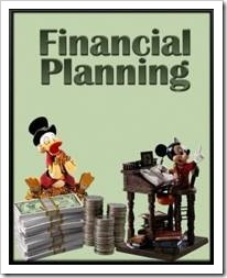 Financial planning ad