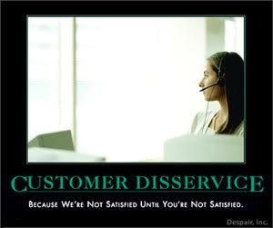 Customer service joke