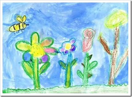 Handy Family Tips: Kids' Artwork