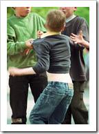 Boys bullying