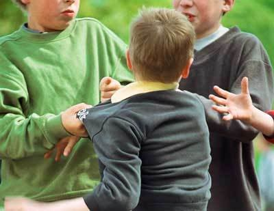 Kids bullying - there are many types of bullying done by kids