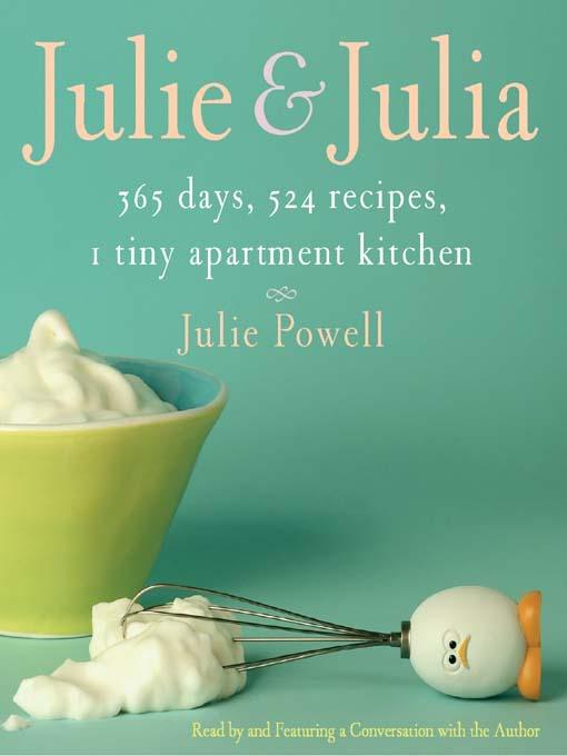 Julie & Julia book