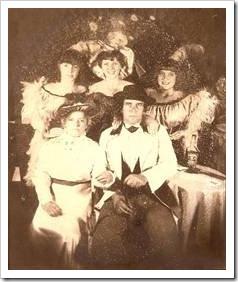 Olden days family photo