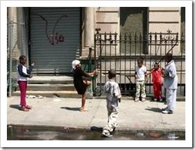 Kids in Harlem