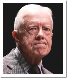 Jimmy Carter in doubt