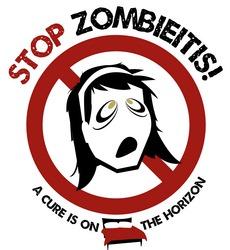 Stop Zombieitis poster