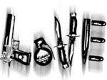 Love made from weapons