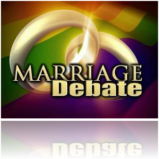Marriage debat