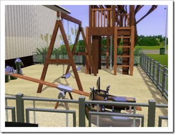 Emplty playground