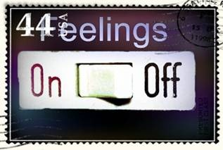 Feelings switch stamp
