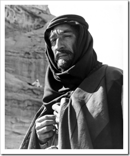 Auda abu Tayi from Lawrence of Arabia