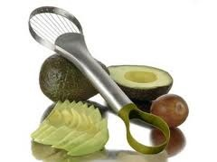 Avocado peeler