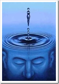 Ripple in a mind