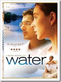 Cover of the film Water