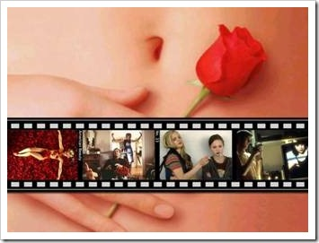 Film cover of the movie American Beauty