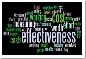 Effectiveness words
