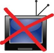 My Anti -TV campaign