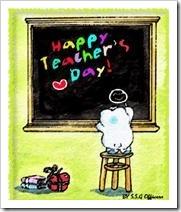 HappyTeacher's Day!