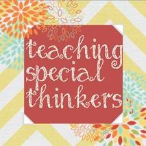Teaching special thinkers card