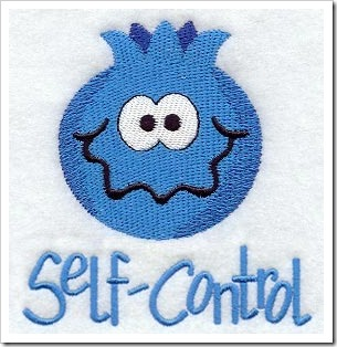 Self-control patch