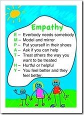 Formula for empathy
