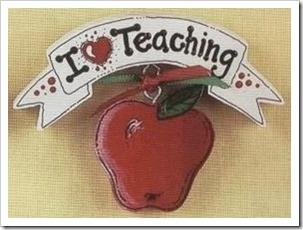 I heart Teaching pendant