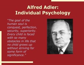 Adler's book Individual Psychology is a good foundation for parenting