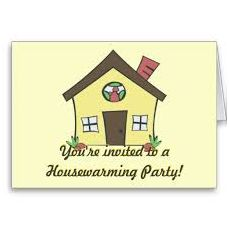 You're invited to a housewarming party!