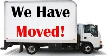 Moving Truck - here comes moving day