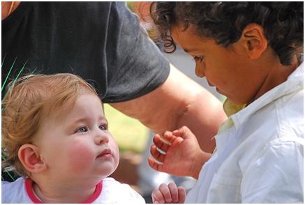 Raising Babies: Talk, Talk, Talk