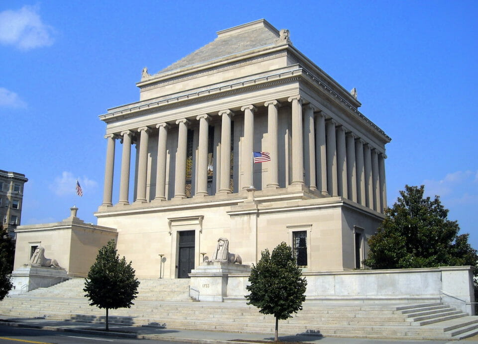 House of the Temple, Washington DC