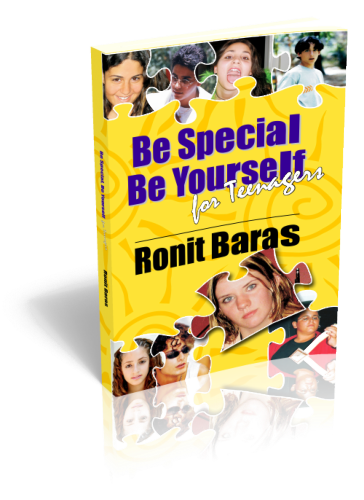 Be Special Be yourself for Teenagers