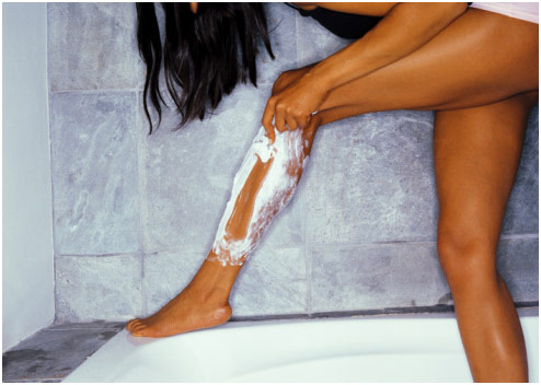 Handy Family Tips: What to Do When There is No Shaving Cream?