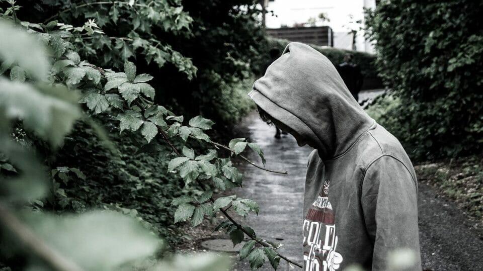 Homeless teen life sucks
